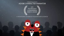 Adobe Character Animator Receives Emmy Award for Breaking New Ground in TV Animation