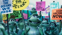 WATCH: Aardman and Greenpeace's 'Turtle Journey' Highlights Oceans' Plight