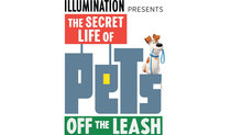 Universal Studios Hollywood Launching 'The Secret Life of Pets: Off the Leash!'
