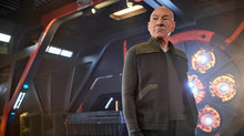 Patrick Stewart Abandons Cerebro for the Final Frontier