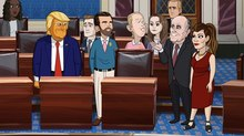 Trump and the D.C. Gang Return for 'Our Cartoon President' Season 3