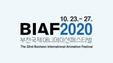 BIAF 2020 in Bucheon, Korea Coming October 23 - 27