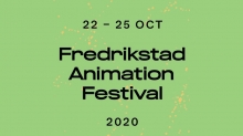 Fredrikstad Animation Festival 2020 – October 22 - 25