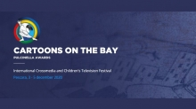 Cartoons on the Bay: December 3-5 in Pescara, Italy
