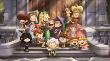 Vacations Can be Loud in New 'The Loud House Movie' Trailer