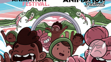 Cape Town International Animation Festival & Cardiff Animation Festival Online Collaboration.
