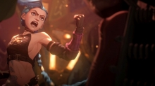 Netflix Drops 'Arcane League of Legends' First Look Character Posters