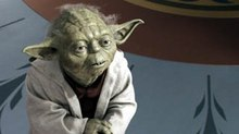 Yoda As We've Never Seen Him Before