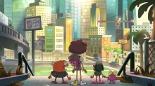 'Amphibia': A Hero's Journey to a Lesser-Known Los Angeles - with Frogs