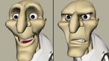 'Inspired 3D': Lip-Sync and Facial Animation — Part 1