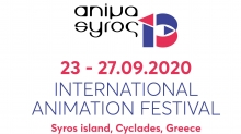 ANIMASYROS 13 and THE 6th AGORA 23 – 27 SEPTEMBER 2020 - SYROS ISLAND, CYCLADES, GREECE
