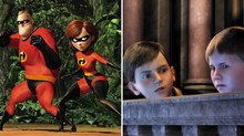 Creative Human Character Animation: 'The Incredibles' vs. 'The Polar Express'