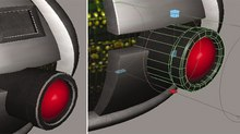'Learning Maya 7': Texturing the Orb — Part 3
