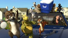 'Over the Hedge': Making The Leap From Newsprint To Pixels