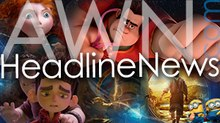 Alice in Wonderland, Marvel Anime, Tron Stop at the AWNtv Trailer Hitch