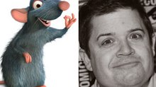 'Ratatouille', WonderCon, Jar Jar Binks: Patton Oswalt Talks
