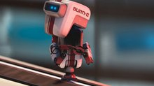 From 'WALL•E' to 'BURN•E'