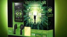 Video Games Live MP3 Player