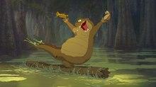 Goldberg, Deja and Smith Talk 'Princess and the Frog'