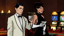 Spy Spoofing in 'Archer'