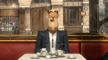 The Oscars: Joubert Talks 'French Roast'