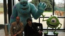 Day Three: Pixar!