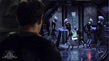 Alien Attack on 'SGU'