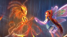 Winx Club Feature Coming to Nickelodeon