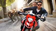Getting Bullish on 'Knight and Day'
