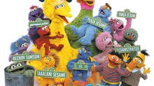Int'l Sesame Street Available Now On Amazon Video On Demand