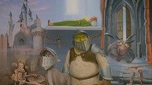New DreamWorks Animation Fine Art Arrives at Sanders Art Studio