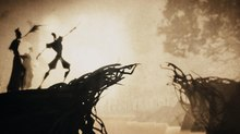 Shadow Play with 'Potter''s Tale of Three Brothers