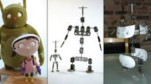 'The Advanced Art of Stop-Motion Animation': Building Puppets: Part 2