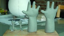 'The Advanced Art of Stop-Motion Animation': Building Puppets: Part 3