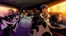 Adult Swim Picks Up Animated Series Black Dynamite