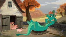 'Ballad of Nessie': The 'Lost' Disney Short