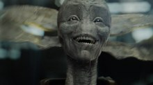 The Mission Makes Aliens Smile For McDonald's
