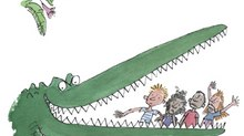 Roald Dahl and Adastra Team Up for The Enormous Crocodile