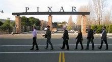On to Pixar!