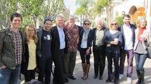Oscar Tour 2012 LA Day 1: Paramount Studios
