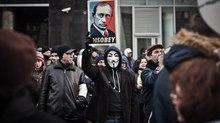 SATIRE: Putin Blames Archer for Unrest
