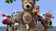 Chapman Sells 'Little Charley Bear' to Russia