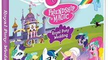 'My Little Pony: Royal Pony Wedding' Available August 7