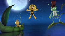 'Maya the Bee' Buzzes into North America