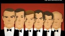 'James Bond Unmasked' Rounds up All Six Bond Actors