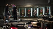 Production Begins on 'Iron Man 3'