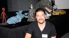 ILM's Fon Davis Talks Models and Miniatures at 32TEN