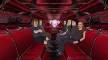 'Metalocalypse''s Dethklok Come to Life at Comic-Con 2012