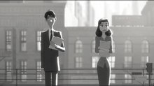 Disney Releases 'Paperman' Pics