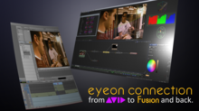 eyeon Ships AVID Connection